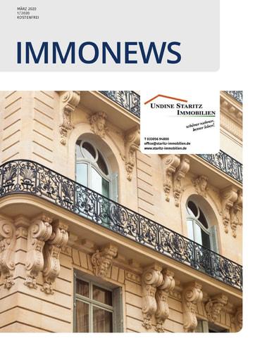 ImmoNews 2020 01 Magazin von Staritz Immobilien