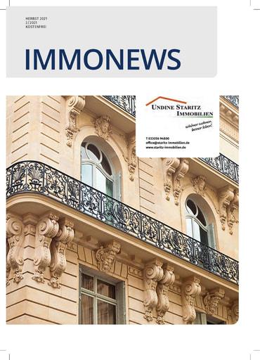 ImmoNews 2021 02 Magazin von Staritz Immobilien